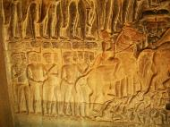 Asisbiz Angkor Wat Bas relief S Gallery E Wing Heavens and Hells 02