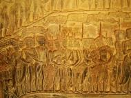 Asisbiz Angkor Wat Bas relief S Gallery E Wing Heavens and Hells 16