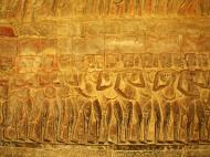 Asisbiz Angkor Wat Bas relief S Gallery E Wing Heavens and Hells 20