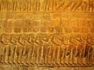 Asisbiz Angkor Wat Bas relief S Gallery E Wing Heavens and Hells 23