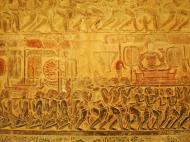 Asisbiz Angkor Wat Bas relief S Gallery E Wing Heavens and Hells 29