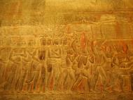 Asisbiz Angkor Wat Bas relief S Gallery E Wing Heavens and Hells 40