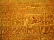 Asisbiz Angkor Wat Bas relief S Gallery E Wing Heavens and Hells 43
