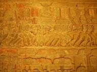 Asisbiz Angkor Wat Bas relief S Gallery E Wing Heavens and Hells 63