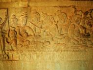 Asisbiz Angkor Wat Bas relief S Gallery E Wing Heavens and Hells 81