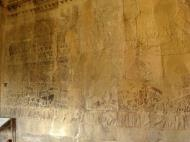 Asisbiz Angkor Wat Bas relief S Gallery W Wing Historic Procession 001