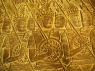 Asisbiz Angkor Wat Bas relief S Gallery W Wing Historic Procession 010