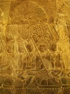 Asisbiz Angkor Wat Bas relief S Gallery W Wing Historic Procession 011