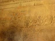 Asisbiz Angkor Wat Bas relief S Gallery W Wing Historic Procession 015