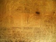 Asisbiz Angkor Wat Bas relief S Gallery W Wing Historic Procession 033