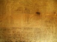 Asisbiz Angkor Wat Bas relief S Gallery W Wing Historic Procession 034