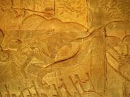 Asisbiz Angkor Wat Bas relief S Gallery W Wing Historic Procession 043