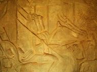 Asisbiz Angkor Wat Bas relief S Gallery W Wing Historic Procession 045
