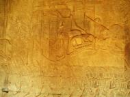 Asisbiz Angkor Wat Bas relief S Gallery W Wing Historic Procession 046