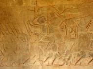Asisbiz Angkor Wat Bas relief S Gallery W Wing Historic Procession 048