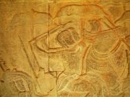 Asisbiz Angkor Wat Bas relief S Gallery W Wing Historic Procession 050