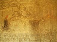 Asisbiz Angkor Wat Bas relief S Gallery W Wing Historic Procession 052