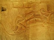 Asisbiz Angkor Wat Bas relief S Gallery W Wing Historic Procession 055