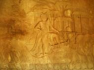 Asisbiz Angkor Wat Bas relief S Gallery W Wing Historic Procession 061