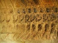 Asisbiz Angkor Wat Bas relief S Gallery W Wing Historic Procession 065