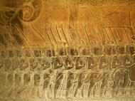 Asisbiz Angkor Wat Bas relief S Gallery W Wing Historic Procession 066