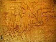 Asisbiz Angkor Wat Bas relief S Gallery W Wing Historic Procession 072