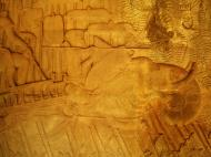 Asisbiz Angkor Wat Bas relief S Gallery W Wing Historic Procession 074