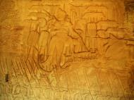 Asisbiz Angkor Wat Bas relief S Gallery W Wing Historic Procession 077