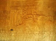 Asisbiz Angkor Wat Bas relief S Gallery W Wing Historic Procession 079