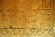 Asisbiz Angkor Wat Bas relief S Gallery W Wing Historic Procession 081