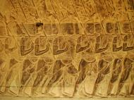 Asisbiz Angkor Wat Bas relief S Gallery W Wing Historic Procession 097