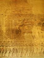 Asisbiz Angkor Wat Bas relief S Gallery W Wing Historic Procession 100