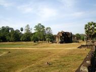 Asisbiz Angkor Wat Khmer architecture external library SW corner 12