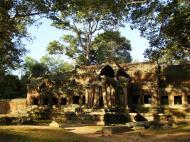 Asisbiz Angkor Wat approaches outer eastern Gopura Angkor Siem Reap 02