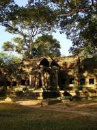 Asisbiz Angkor Wat approaches outer eastern Gopura Angkor Siem Reap 03