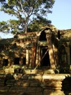 Asisbiz Angkor Wat approaches outer eastern Gopura Angkor Siem Reap 06