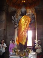 Asisbiz Angkor Wat outer Western Gopura Buddhas 03