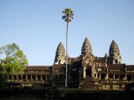Asisbiz Angkor Wat panoramic view southern side Angkor Siem Reap 09
