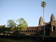 Asisbiz Angkor Wat panoramic view southern side Angkor Siem Reap 10
