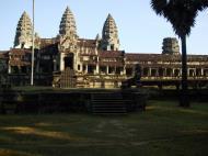 Asisbiz Angkor Wat panoramic view southern side Angkor Siem Reap 12