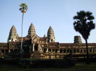 Asisbiz Angkor Wat panoramic view southern side Angkor Siem Reap 13