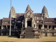 Asisbiz Angkor Wat panoramic view southern side Angkor Siem Reap 18
