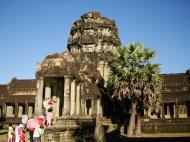 Asisbiz Angkor Wat panoramic views Western Gopura outside 02