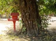 Asisbiz Buddhist monastery area Angkor Wat Seim Reap 05