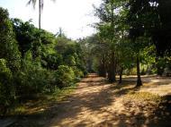 Asisbiz Buddhist monastery area Angkor Wat Seim Reap 08