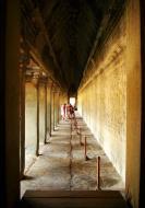 Asisbiz Angkor Wat Bas relief W Gallery N Wing Battle of Lanka 01