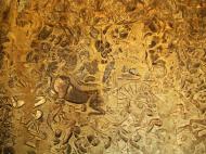 Asisbiz Angkor Wat Bas relief W Gallery N Wing Battle of Lanka 03
