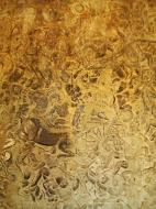 Asisbiz Angkor Wat Bas relief W Gallery N Wing Battle of Lanka 04
