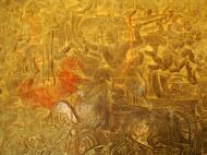 Asisbiz Angkor Wat Bas relief W Gallery N Wing Battle of Lanka 10