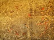 Asisbiz Angkor Wat Bas relief W Gallery N Wing Battle of Lanka 13